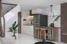 Cần bán căn hộ duplex ở ngay trung tâm Quận 3, 1 phòng ngủ, 1 toilet, giá 1 tỷ 2