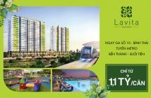 Căn hộ Lavita Garden liền kề Parkson Cantavil - Khu An Phú - An Khánh Q. 2 với giá chỉ 19tr/m2