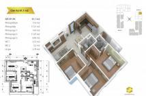 Mua căn hộ Bình Thạnh nhận ngay ưu đãi giá 1,57 tỷ/căn 2pn. Sắp giao nhà nội thất hoàn thiện