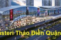 Bán căn hộ Masteri, 2PN diện tích 64.39 m2, T1A.12.07, giá 2.33 tỷ – view Q1. LH 0937736623