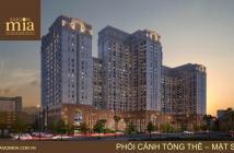 Căn hộ Sài Gòn Mia - vị trí vàng, xứng tầm giá trị - mua ở hoặc đầu tư. DT: 59m2, giá: 1.9 tỷ