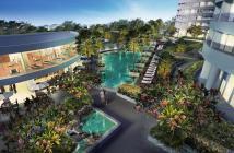 Căn hộ 2 PN City Garden 117m2 tầng 9, view cực thoáng, call 0906692139