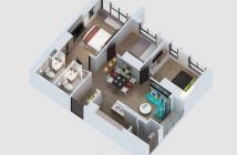 Bán căn hộ cao cấp trung tâm quận 10, diện tích 56m2, giá 31 triệu/m2, thanh toán 30% nhận nhà