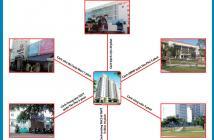 Đi công tác cần bán gấp căn hộ Sài Gòn Town, DT 60m2, tầng 10, TT 95% nhận nhà ở ngay