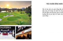 Tặng gói nội thất 50 triệu căn hộ cạnh Sunrise City - Liền kề khu Him Lam giá 1,2 tỷ/căn 2PN