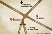 Xuất ngoại bán nhanh căn hộ cao cấp Bảy Hiền Tower - Tân Bình