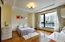 Cần bán gấp căn hộ cao cấp Hùng Vương Plaza Quận 5, DT: 132 m2 3PN, 3WC