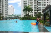 Bán gấp căn hộ NEW Sài Gòn (HAGL3) liền kề Phú Mỹ Hưng, 2PN, lầu cao view đẹp, giá 1,95 tỷ