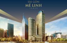 Chính thức nhận đặt chỗ dự án Sài Gòn Mê Linh Tower - căn hộ cao cấp trung tâm Quận 1, 0933520896