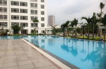 Bán gấp căn hộ Hoàng Anh An Tiến, 2PN, full nội thất, lầu cao view hồ bơi, giá 1,750 tỷ