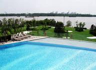 Chính chủ cần bán căn hộ 2PN 124m2 Đảo Kim Cương, Quận 2. Thanh toán 60% nhận nhà