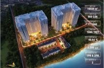 Bán căn hộ liền kề sát đại lộ Võ Văn Kiệt, giá chỉ từ 16tr/m2, giao nhà hoàn thiện nội thất cao cấp