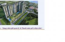 Vista Verde TT 50% ưu đãi trong dịp nhận nhà, thiết kế Singapore 3 mặt thoáng