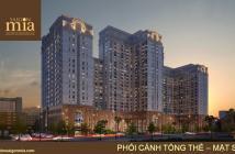 Căn hộ Sài Gòn Mia - mặt tiền cạnh sông khu dân cư Trung Sơn Quận 7 từ 1 tỷ 4/căn