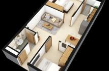 Với thiết kế hàn chuẩn đẹp, vị trí đắc địa, giá lại hợp lý (700 triệu căn 2 phòng ngủ)